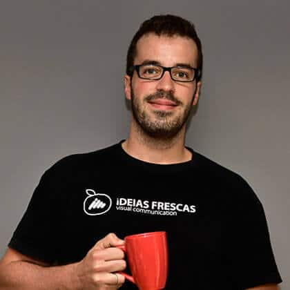 Joao Gaião – Web Developer